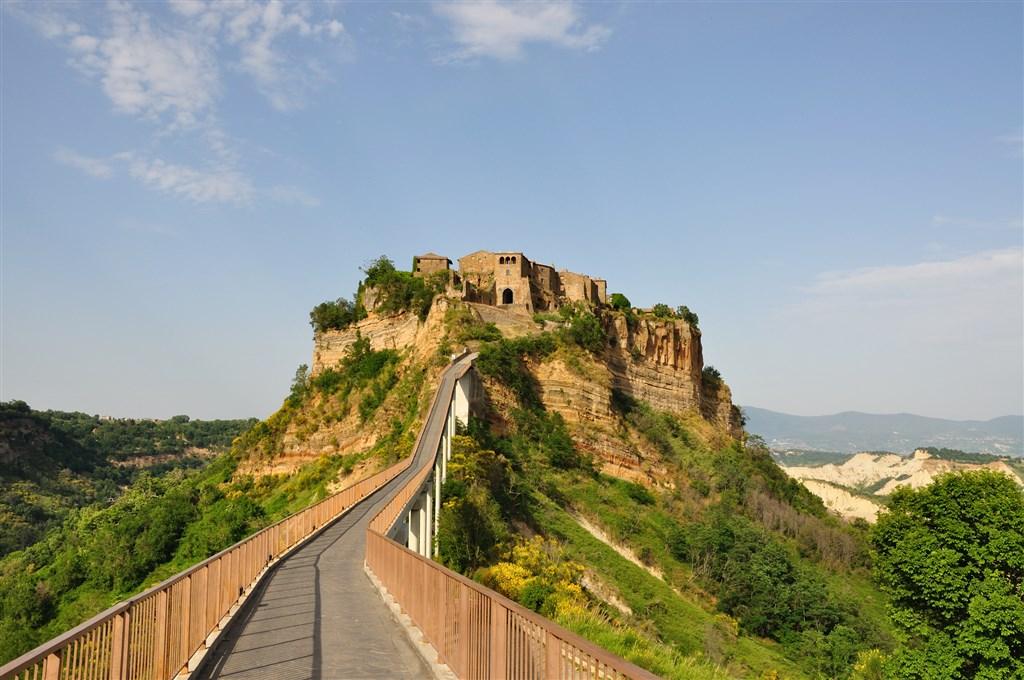 Cesta za Etrusky - Itálie