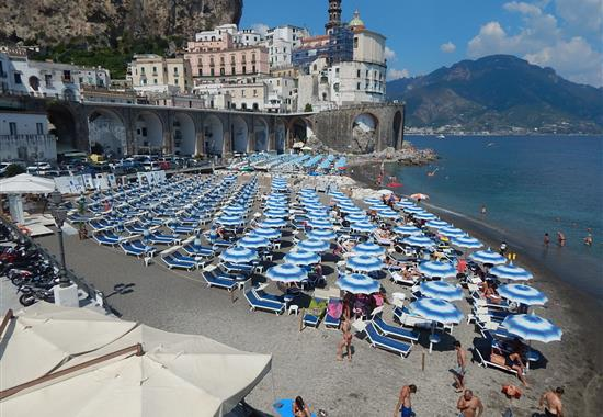 Skvosty jižní Itálie s dotekem Říma - Itálie