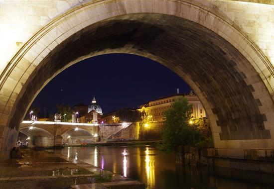 Všechny tváře Říma - Itálie