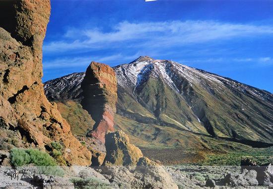 Tenerife - klenot Kanárských ostrovů - Španělsko