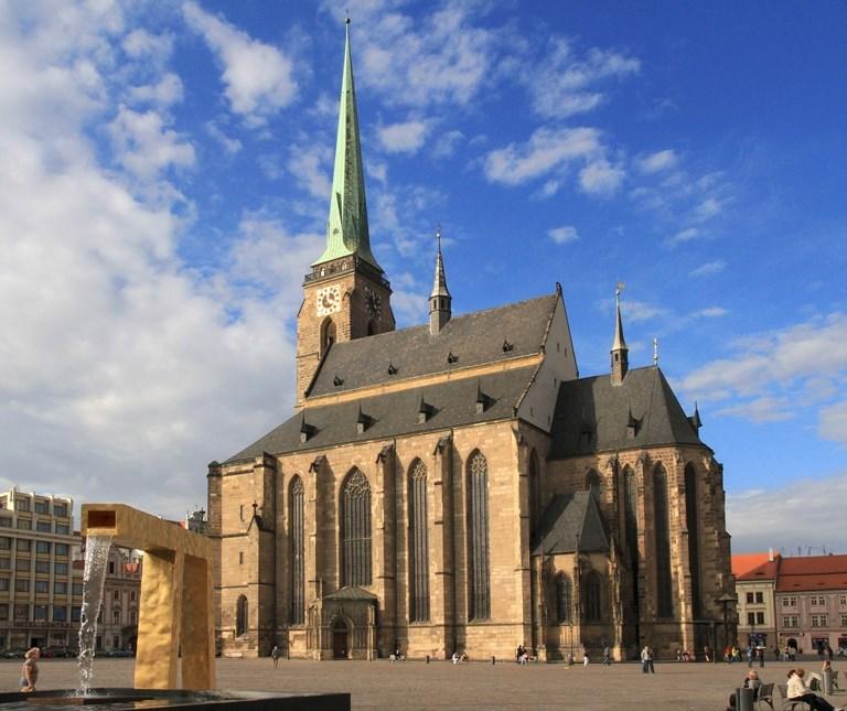 Plzeňským krajem s výletem do Norimberka - Česká republika