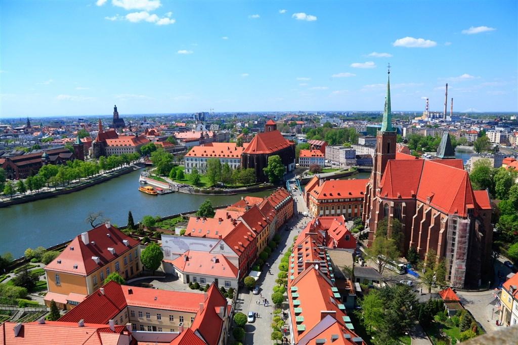 Půvabná Vratislav a Slezsko plné záhad - Polsko