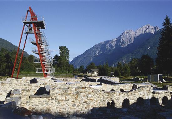 Východní Tyrolsko - Rakousko