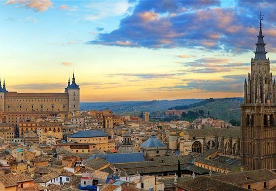 Poklady Španělského kulturního dědictví UNESCO - Španělsko