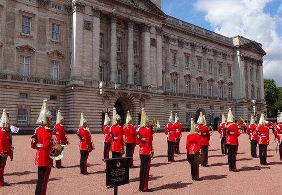 Londýn a skvosty jižní Anglie - Velká Británie