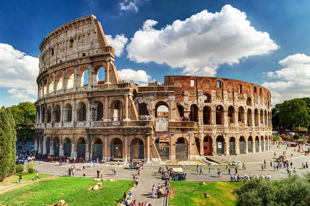 Všechny tváře Říma a romantické Florencie - Itálie