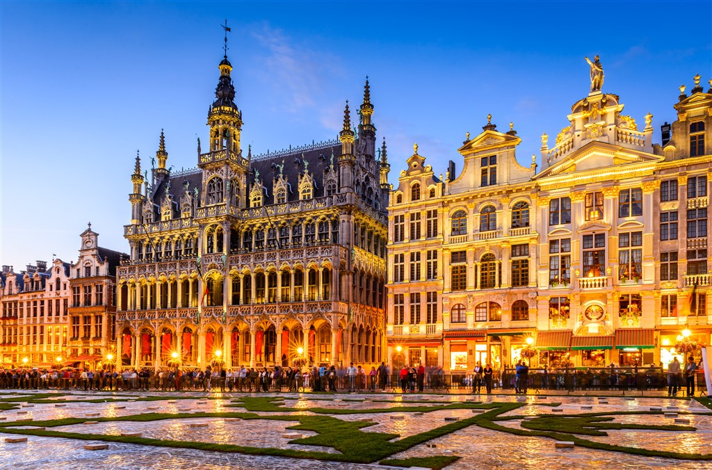 Zeměmi Beneluxu - Benelux