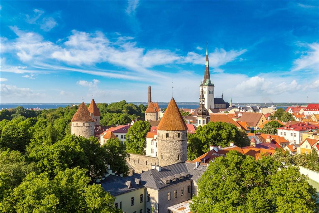 Národní parky Pobaltí a estonské ostrovy Saaremaa, Muhu - Pobaltí-Rusko