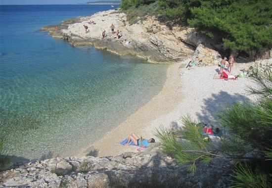 Jednodenní koupání - ISTRIE - Istrie