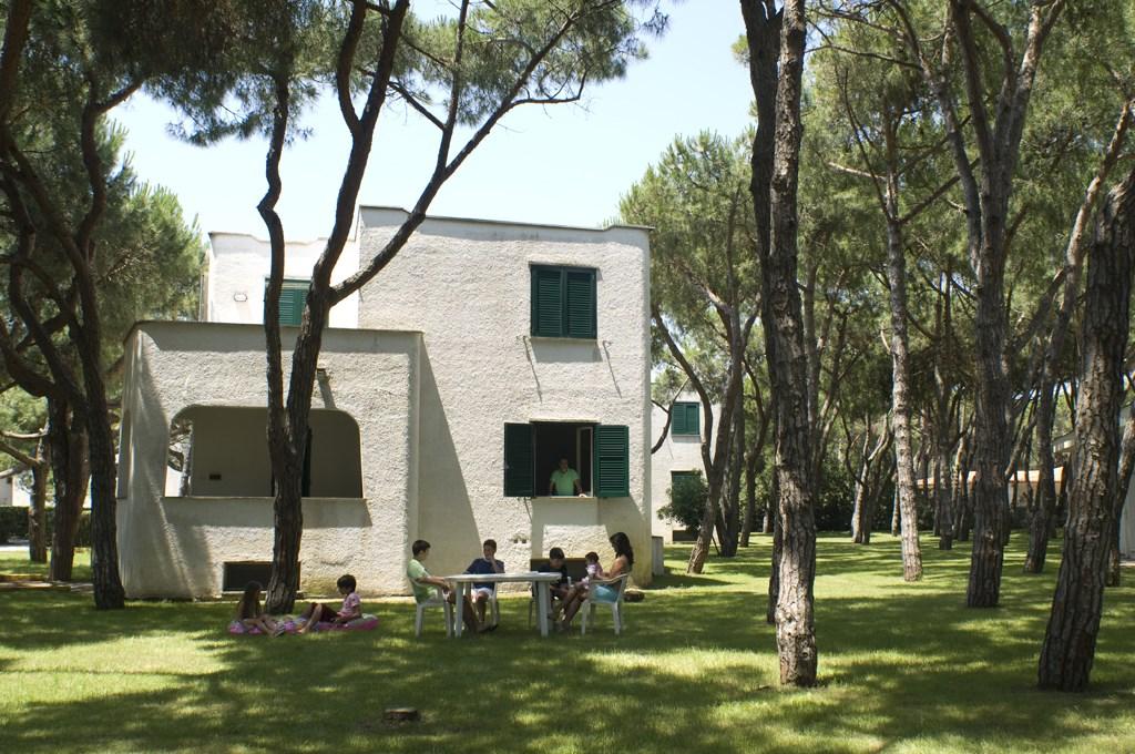 Giulivo (vilky a apartmány) - Kampánie