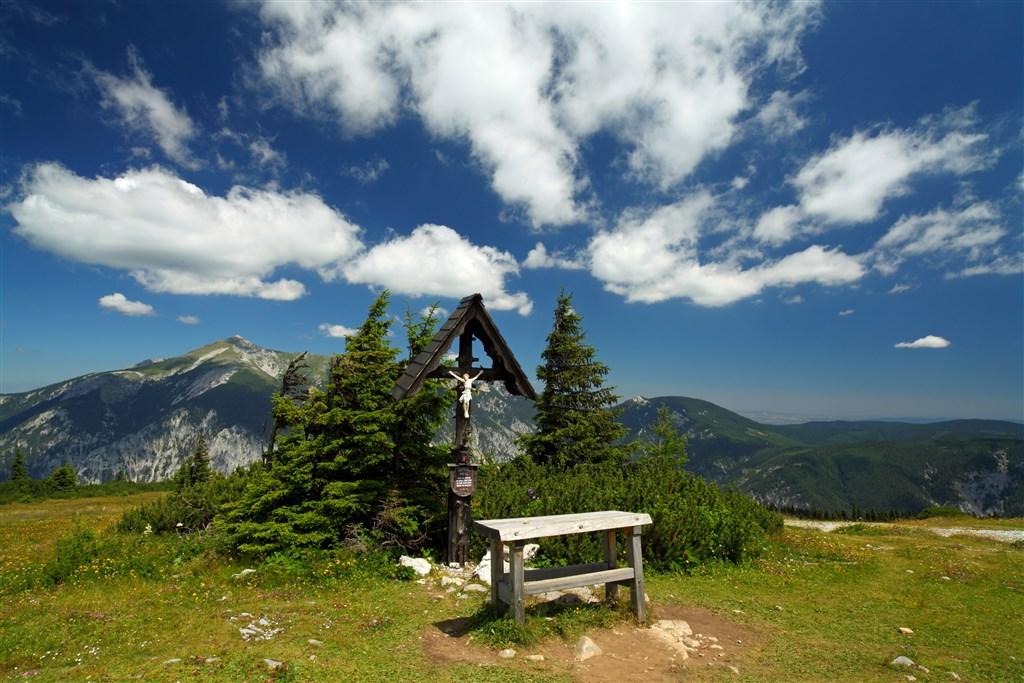 Kouzelná hora Semmering a poutní místo Mariazell - Rakousko