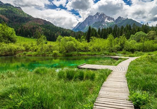 Za pohodou do Julských Alp - Slovinsko