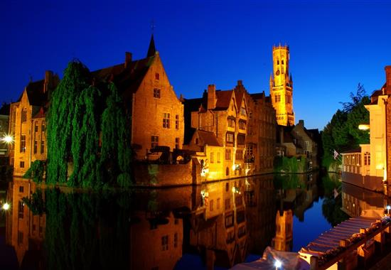 Za vůní pralinek a chutí piva do Belgie - Belgie