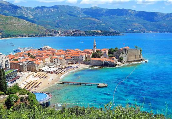Půvaby Černé Hory s výletem do Albánie a Dubrovníku - Chorvatsko