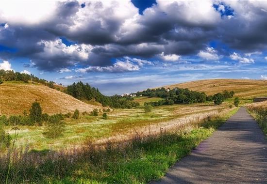 Krušnohoří - hornický region - Česká republika