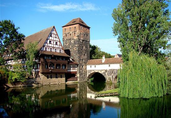 Plzeňským krajem s výletem do Norimberka - Německo