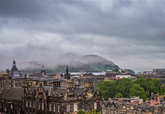 Tajuplné Skotsko - fascinující rozmanitost - Velká Británie