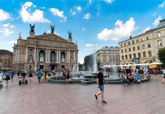 UNESCO památky západní Ukrajiny a východního Slovenska - Ukrajina