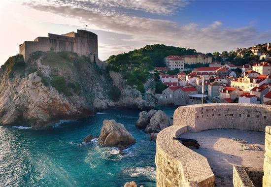 Poklady a perly Dalmácie s výletem do bosenského Mostaru - Chorvatsko
