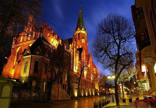 Grand tour Polskem - Polsko