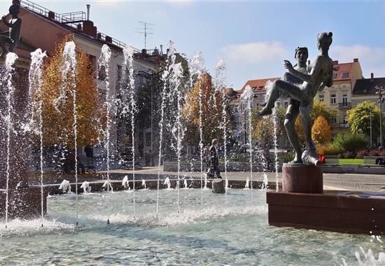 Lázně s kapkou poznávání - Maďarsko
