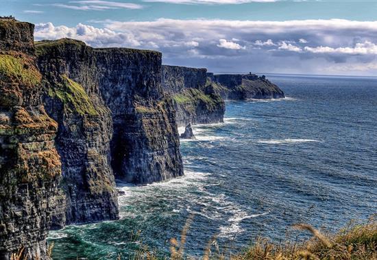 Velký okruh Irskem a ostrov sv. Patrika - Irsko