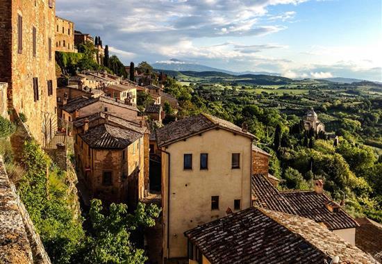 Pod toskánským sluncem - Itálie