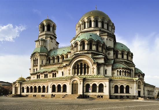 Řecko a země Balkánu - Bulharsko