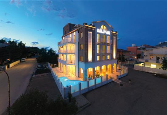 Alba Palace - Abruzzo