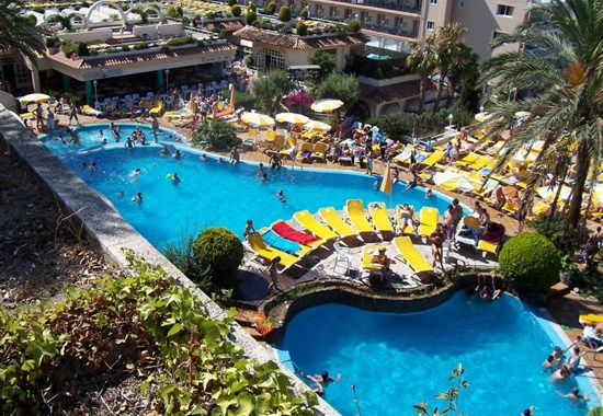 Hotel Guitart Central Park Resort - Lloret De Mar