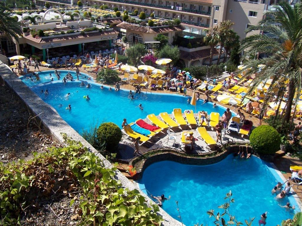 Hotel Guitart Central Park Resort - Lloret De Mar