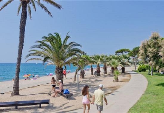 Koupání ve Španělsku - ubytování a doprava v ceně - Pineda de Mar