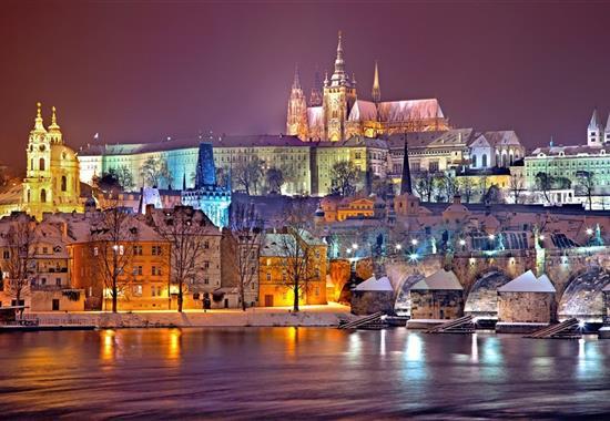Vánoční čas v srdci Evropy - Česká republika