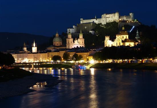 Tichá noc v Salzburgu - Rakousko