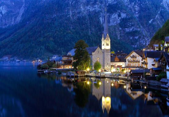Advent v Solné komoře - Rakousko