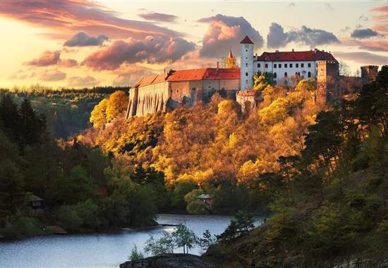 Výlet za skvosty NP Podyjí - Česká republika