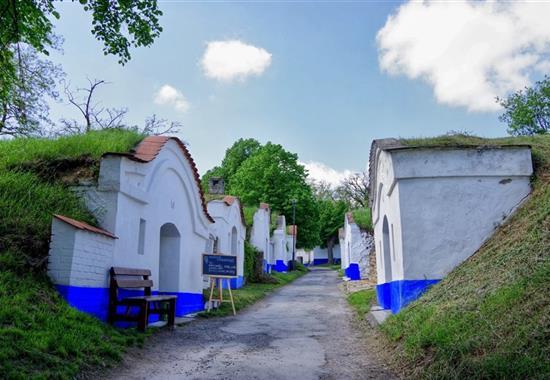 Malebný kraj Slovácko - Česká republika