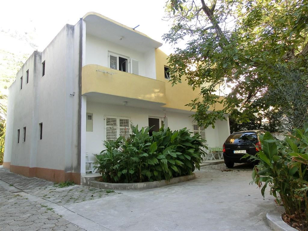 Apartmánový dům Jordana - Makarská riviéra