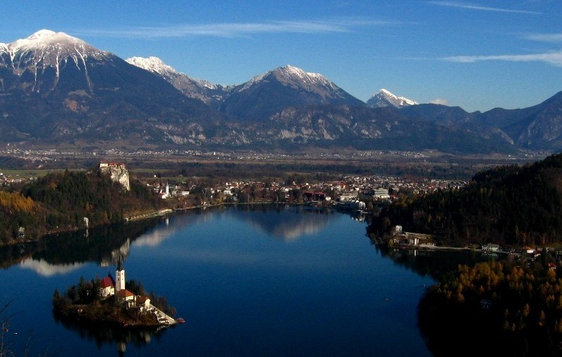 Slovinsko - malá země velkých zajímavostí - Slovinsko