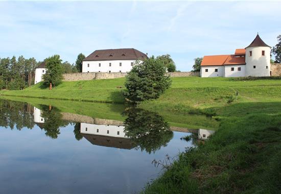 Podmanivá krajina Novohradských hor - Česká republika