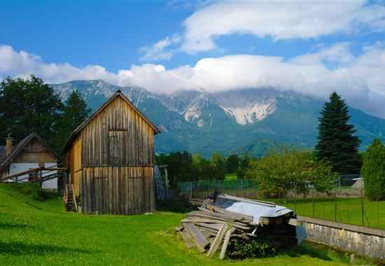 Schneeberg a Jánská soutěska - Rakousko