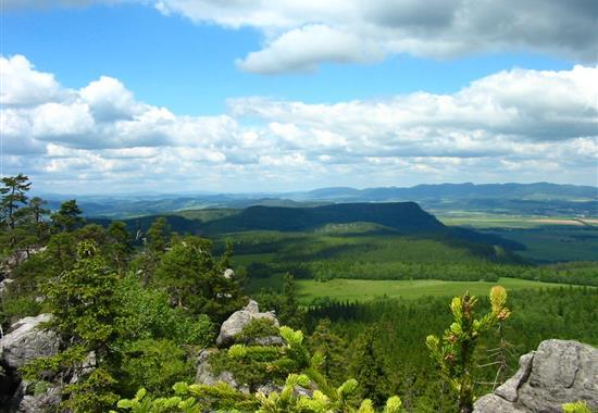 Labyrintem Bludných skal - Polsko