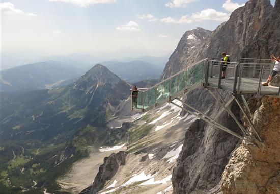Adrenalin na Dachsteinu - Rakousko