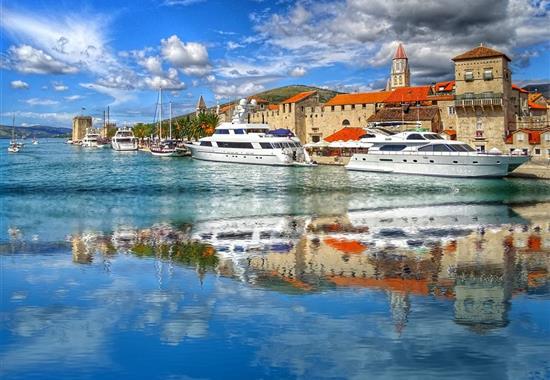 Otvírání moře v Dalmácii - Chorvatsko