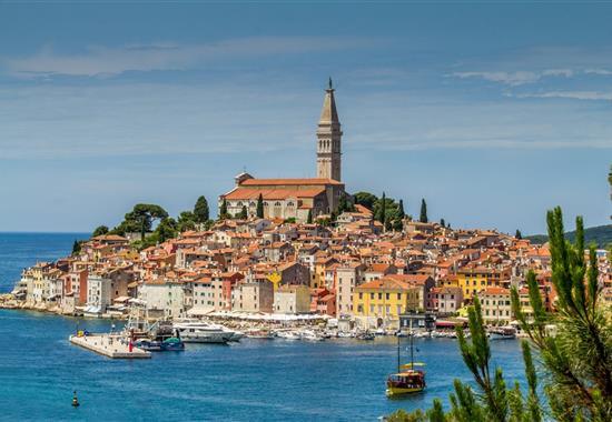 Slovinské pobřeží a perly Istrijského poloostrova - Slovinsko