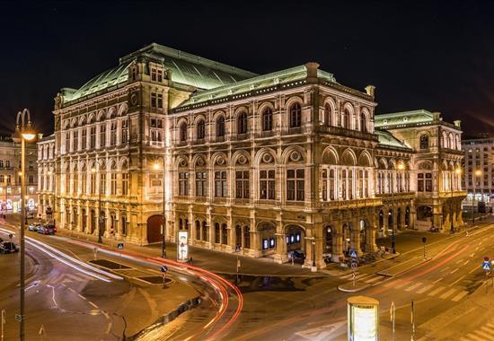 Do Vídně za výhodnými nákupy - Rakousko