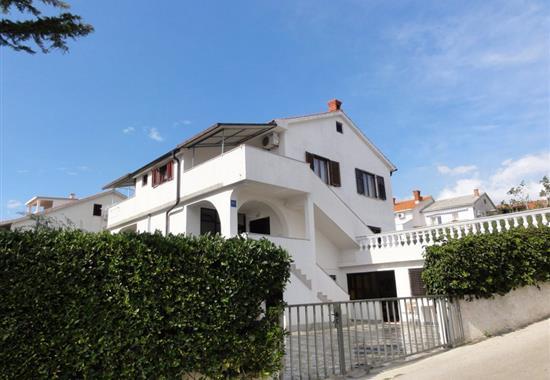 Krk - Apartmánový dům Žarko - Krk
