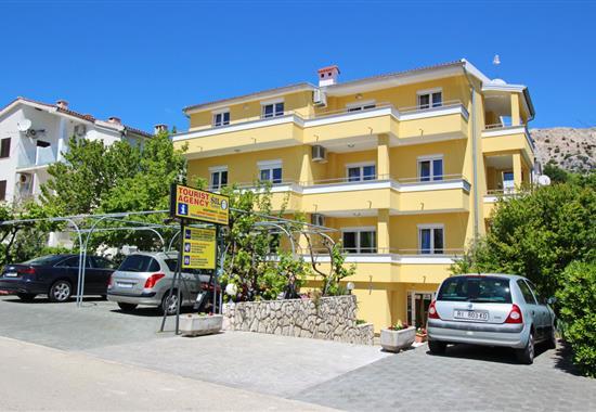 Baška / Apartmánový dům Brnić - Ostrov Krk