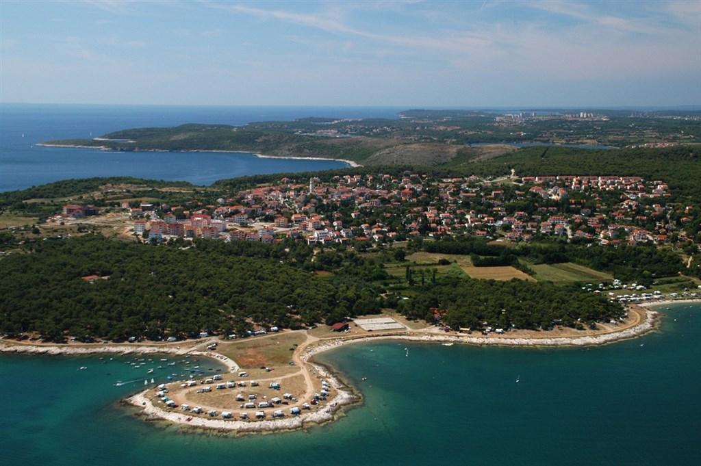 Premantura - Kemp Stupice - Istrie