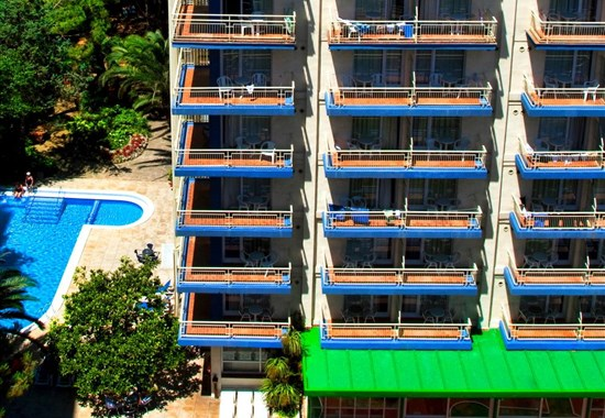 Hotel Checkin Boix Mar - Španělsko